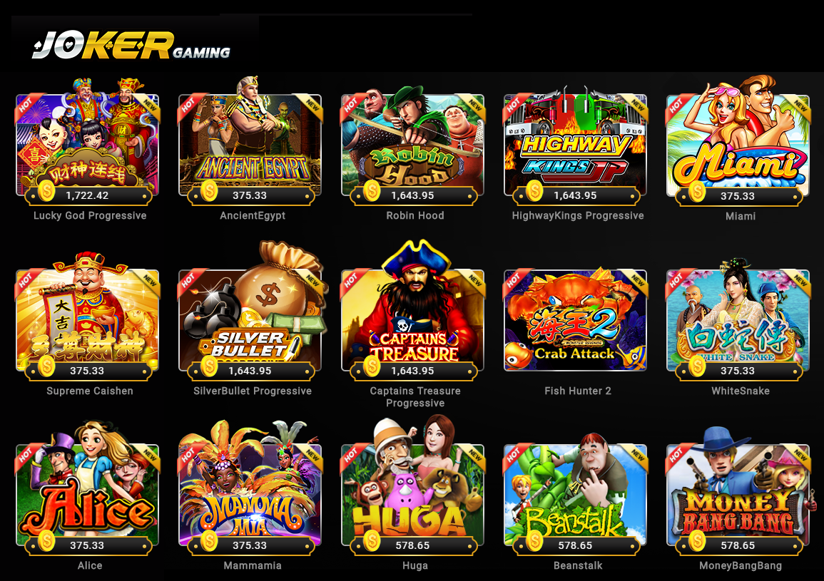 Rumus Website Judi Slot Joker123 Online yang Anti Tipu